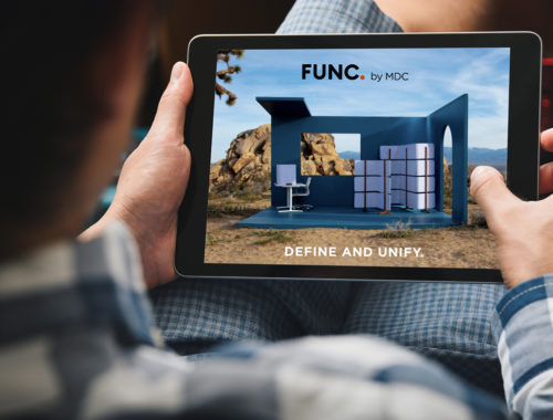 Func Blog Interactive Brochure